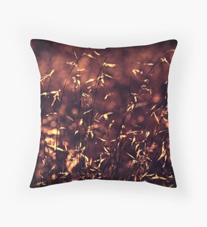 From a small speck of stardust to wondrously sentient Throw Pillow