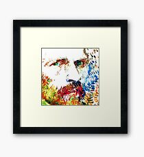 VINCENT... Framed Print