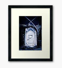 Shedding Darkness ~ Chateau Noisy Framed Print