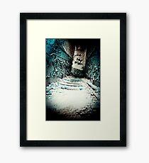 Slide ~ Chateau Noisy Framed Print