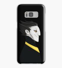 Pitch Black Samsung Galaxy Case/Skin