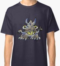Funny Cartoon Monstar 012 Classic T-Shirt
