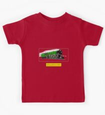 Steam Locomotive - The Flying Scotsman 1923 Kids Clothes