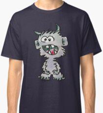 Funny Cartoon Monstar Monster 017 Classic T-Shirt
