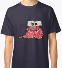 Funny Cartoon Monstar Monster 019 Classic T-Shirt