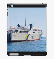 ANES Lines ferry Proteus iPad Case/Skin