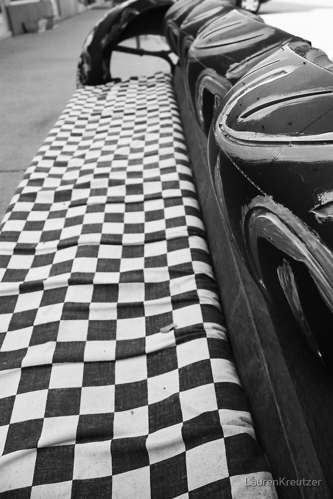 Checkered Flag by LaurenKreutzer