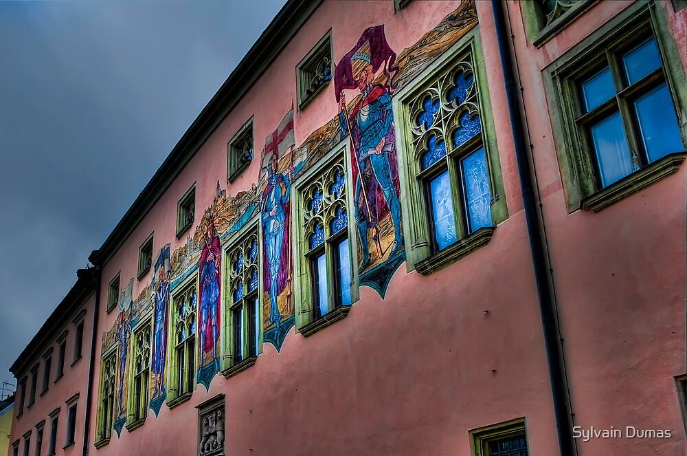 Spicy Salzburg Wall by Sylvain Dumas