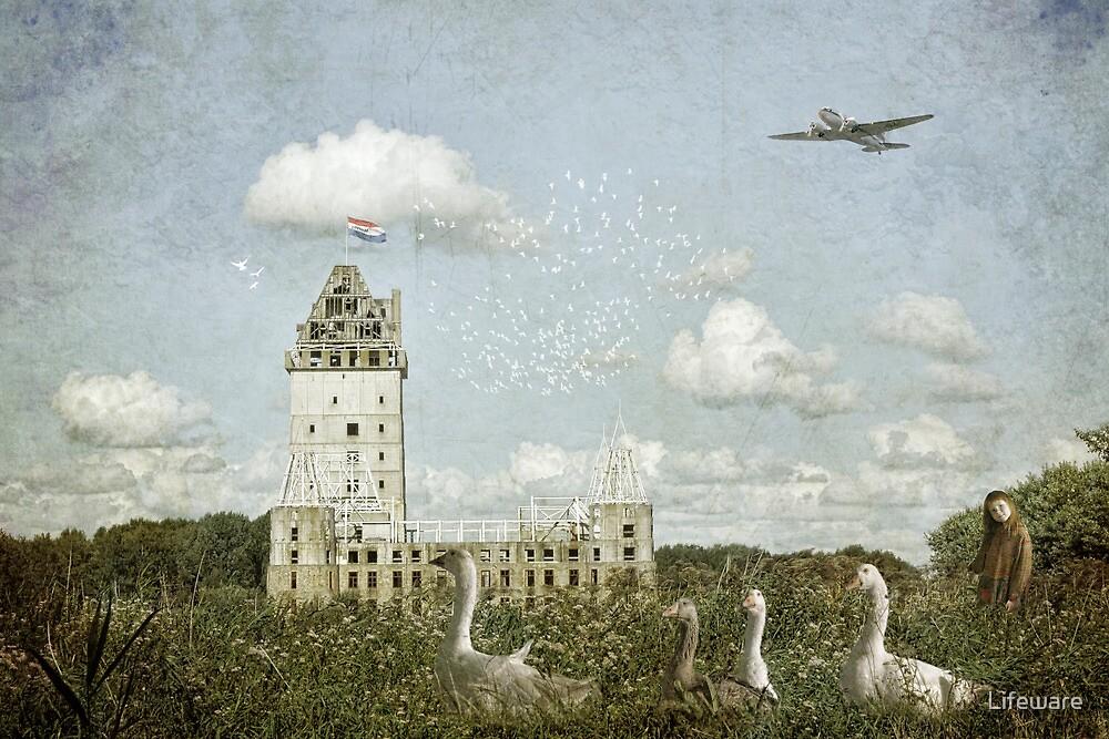 Fairy castle by Lifeware