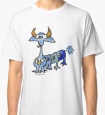 Funny Cartoon Monstar 033 Classic T-Shirt