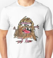 Funny Cartoon Monstar 034 Unisex T-Shirt