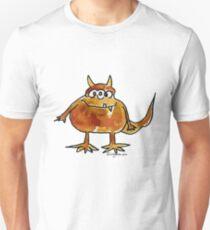 Funny Cartoon Monstar 035 Unisex T-Shirt