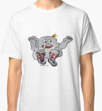 Funny Cartoon Monstar Monster 043 Classic T-Shirt