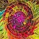 Mexican Mosaic by Deborah Lazarus