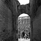 Inside the coliseum by minikin