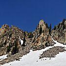 Peaks Close to Red Pine Lake by Ryan Houston