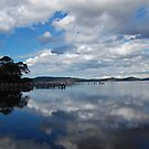 Sky Reflections - Tascott by AmyBonnici