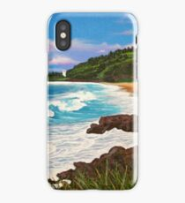 Waimea Bay  iPhone Case/Skin