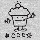 CCC B&W Tshirt by Ollie Brock