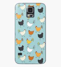 Chicken Pattern Case/Skin for Samsung Galaxy
