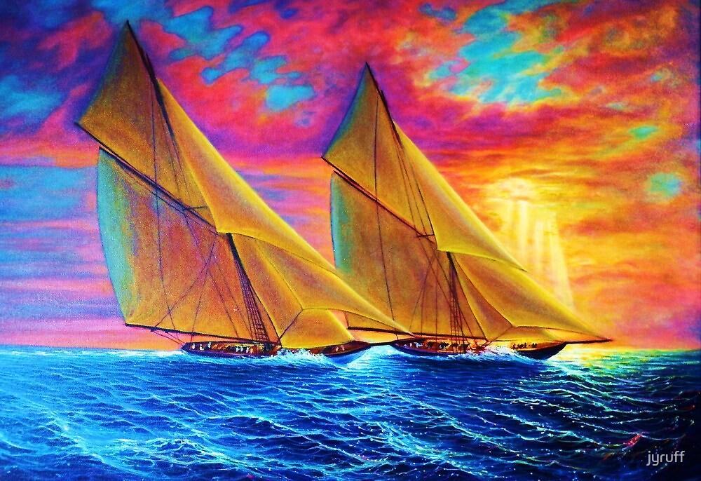 Magnificient Sea by jyruff