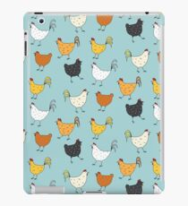 Vinilo o funda para iPad Chicken Pattern