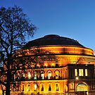 Royal Albert Hall by Kasia Nowak