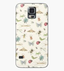 Insect Pattern Case/Skin for Samsung Galaxy