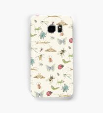 Insect Pattern Samsung Galaxy Case/Skin
