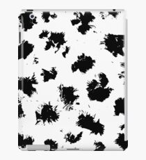 Trendy dry brush texture iPad Case/Skin