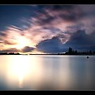 Forster Tuncurry Lake by JayDaley