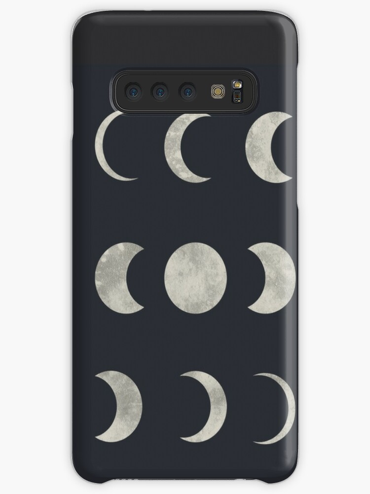 Moon phases Samsung S10 Case