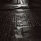Cobbled crossing by Esther  Moliné