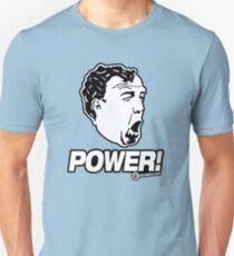 Top Gear - Jeremy Clarkson POWER!! T-Shirt