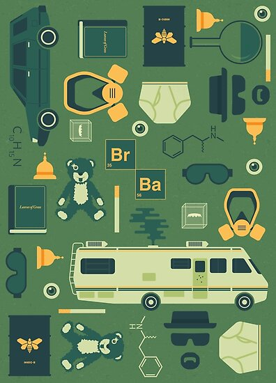 Breaking Bad by Tracie Andrews