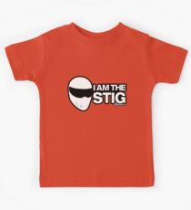 Top Gear - I am the Stig Kids Tee