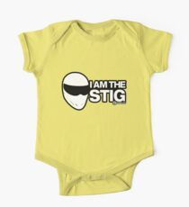Top Gear - I am the Stig One Piece - Short Sleeve