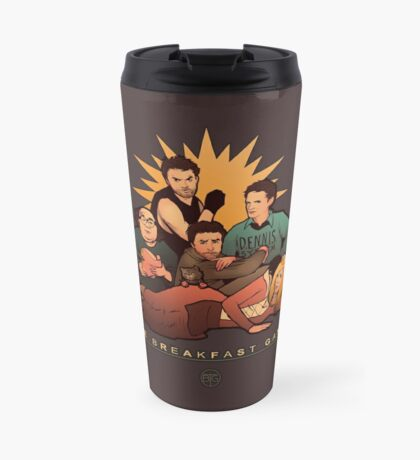 The Breakfast Gang Travel Mug