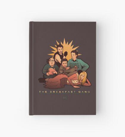The Breakfast Gang Hardcover Journal