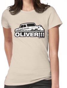 Top Gear - OLIVER!! Richard Hammond Womens Fitted T-Shirt