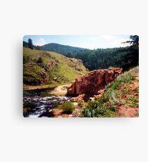 Cripple Creek Colorado Canvas Print