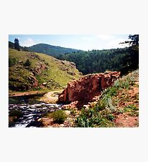 Cripple Creek Colorado Photographic Print
