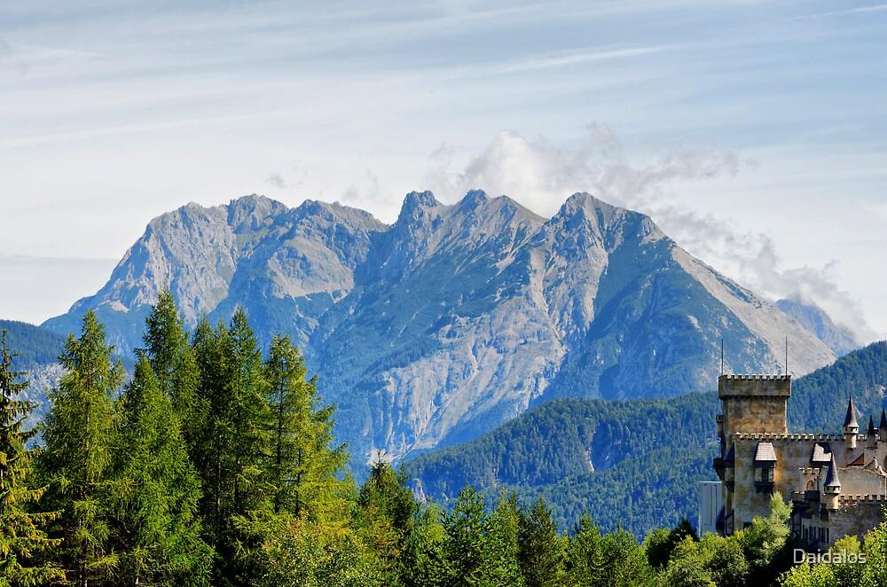 Seefeld, Tirol, Austria by Daidalos