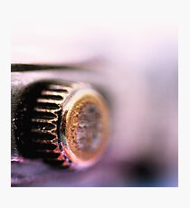Batteries included Photographic Print