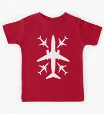 The Plane Kids Tee
