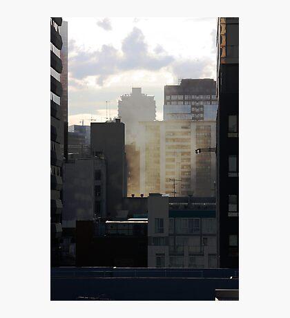 Layered City Photographic Print