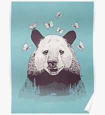 Let's Bear Friends Poster