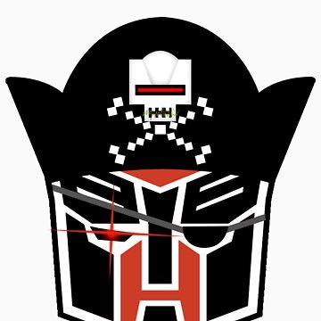 Autobot Pirate- AARGTOBOTS! ENGAGE! by SuckerPUNCH