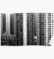 Stark, Hong Kong Poster