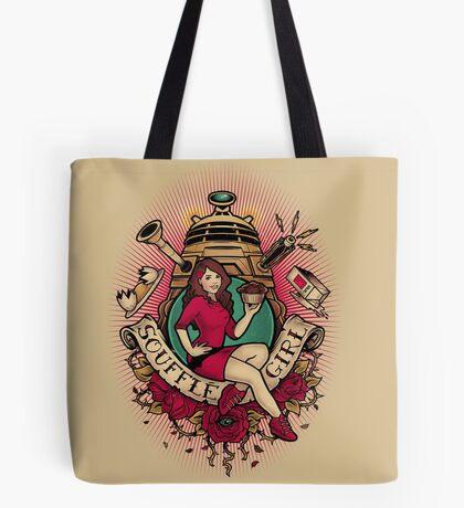 Souffle Girl Tote Bag